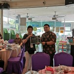 2019-07-31 Farewell lunch at Tanjung Tualang